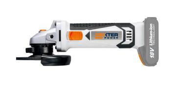 Grinder cordless DEXTER POWER IV 18V bare