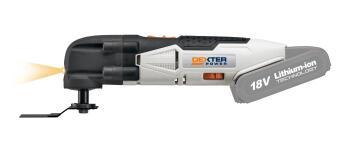Multifunction tool cordless DEXTER POWER 18V bare