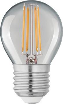 LED BULB FILAMENT P45 E27 4W 15000H 4000