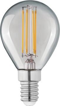 LED BULB FILAMENT P45 E14 4W 15000H 4000