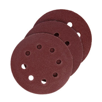 HOLE SAND DISC WOOD 40/80/120 DEXTER 115