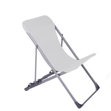 CHAIR 3 POSITION DENVER LIGHT GREY