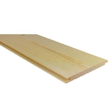 Interior Cladding Wood for Wall or Ceiling Pine Rough Sawn 13mm thick-135x2050mm-pack of 1.94m2