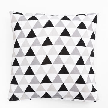 CUSHION 40X40CM JACOB GREY
