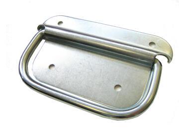 BOX CORNER ZINC-PLATED
