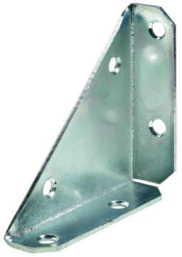 CORNER CONNECTOR GALVANIZED STEEL