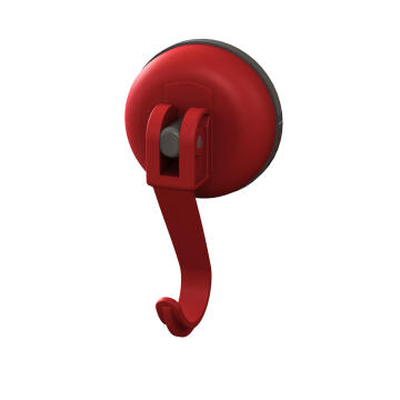 Shower accessorie clic hook abs+rubber SENSEA easy chilli