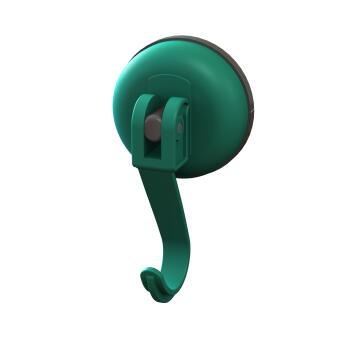 Shower accessorie clic hook abs+rubber SENSEA easy mint