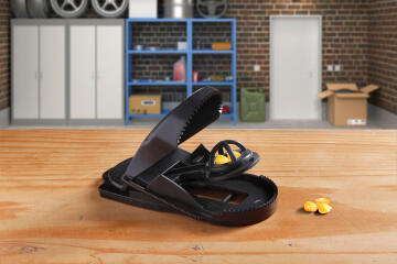 Trap Mouse NORTENE 10cmx5cmx4cm Pack of 2 Reusable