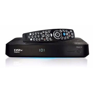 HD decoded pay tv EXPLORA 2