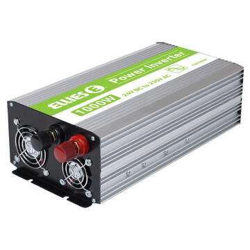 Inverter 1000w 230VAC - 24VDC modified ELLIES