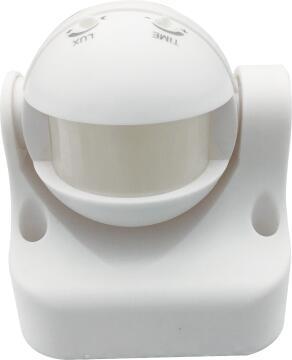 Motion sensor outdoor white