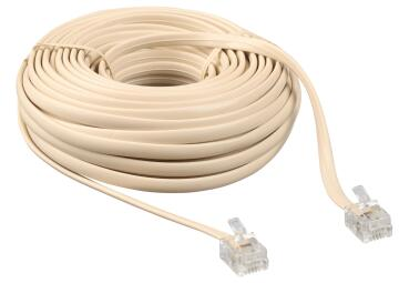 Telephone cable ELLIES 10m