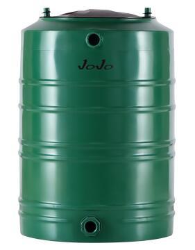 260LT VERTICAL WATER TANK GREEN