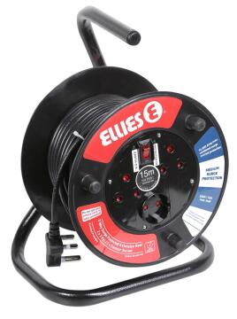 Extension reel 1.5mm ELLIES 15m