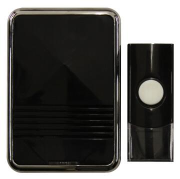 Door chime wireless 1 receiver - 1 transmitter flashing ELLIES