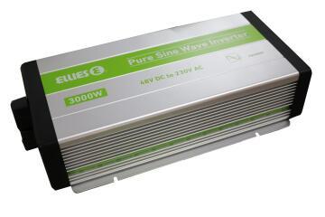 Inverter 3000w 24VDC - 230VAC pure sine ELLIES