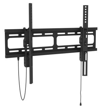 "TV bracket swivel (2 ways mouvment) 37 to 70"" for flat screens"