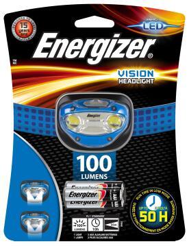 Head light ENERGIZER