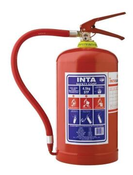 Fire extinguisher DCP INTASAFETY 4.5kg