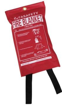 Fire blanket INTASAFETY 1mx1m