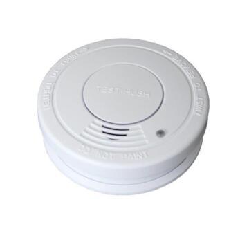 Smoke detector 1 year battery INTASAFETY
