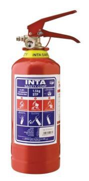 Fire extinguisher INTASAFETY 1.5kg