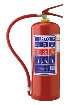 Fire extinguisher DCP INTASAFETY 9kg