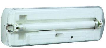 emergency light 230v - 90min battery 1x6w fluo