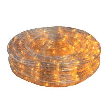 ROPE LIGHT 10M LED YELLOW 8 FUNCT CONTRO
