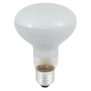 HALOGEN R80 42W E27 FROSTED 1PC