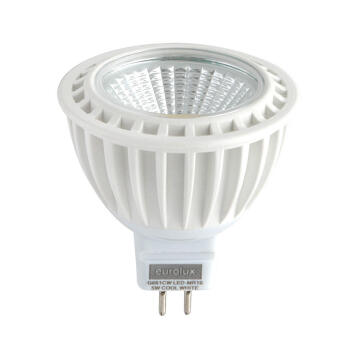 LED 5W MR16 GU5.3 4000K 12V