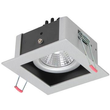 XIN LED D/LIGHT SQUARE 1 X 6.5W 4000K