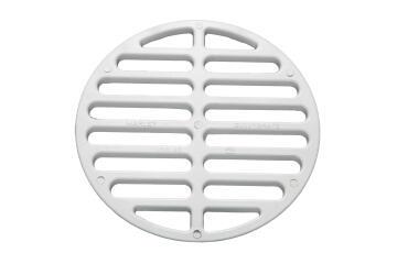 PVC Underground Gully Round Grate 150mm