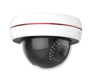 Camera IP Dome EZVIZ C4S outdoor 2MP 4mm