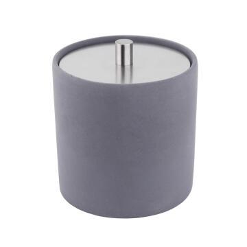 Cotton Box Medium Apollon SENSEA dark grey