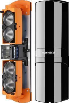 Outside motion sensor / beam 100m PARAVISION x4