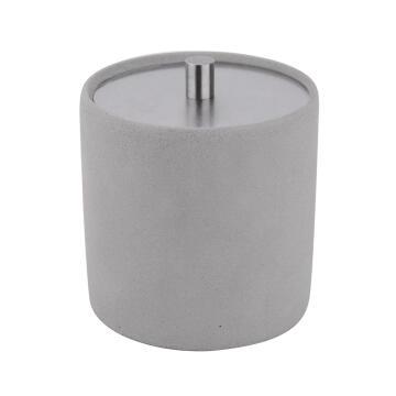 Cotton Box Medium SENSEA Apollon light grey