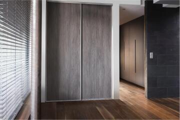 Wardrobe sliding door allure wacapou H250cm x W92cm