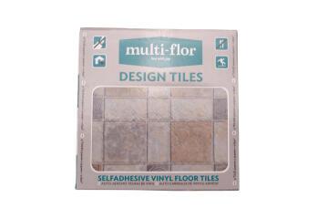 Vinyl Floor Tile Self-Adhesive Design Tile 3901 30.5X30.5cm (0.83m2)