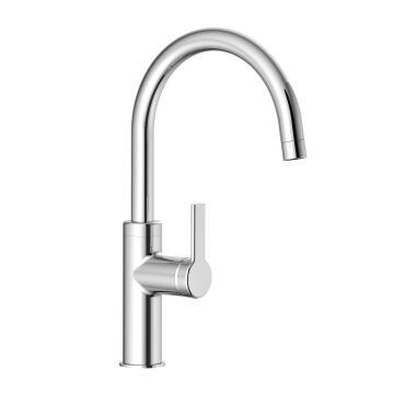 Kitchen tap lever mixer DELINIA Sedal chrome