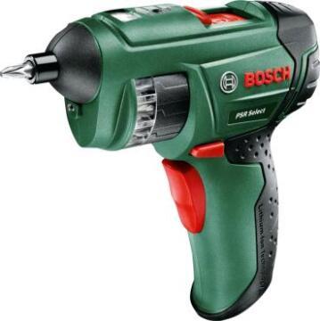 Electric screwdriver cordless BOSCH PSR Select 3.6V