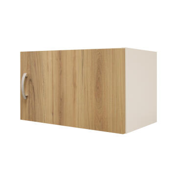 Kitchen wall cabinet kit hood 1 door SPRINT wood L60cmxH35cmxD35cm