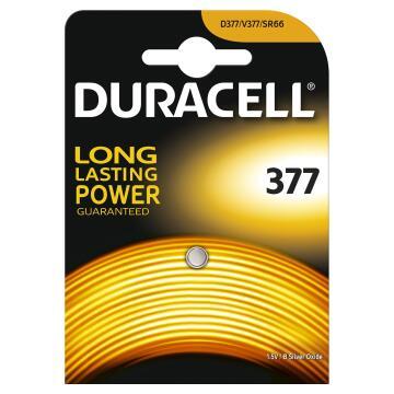 Battery DURACELL 377