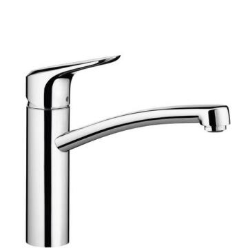 Kitchen tap lever mixer HANSGROHE Ecos M chrome