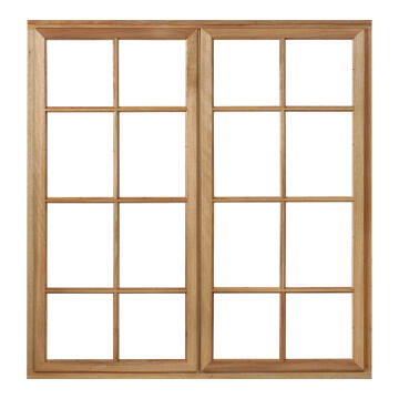 Window side hung wood WB22SP 2O 56x1128x1187mm