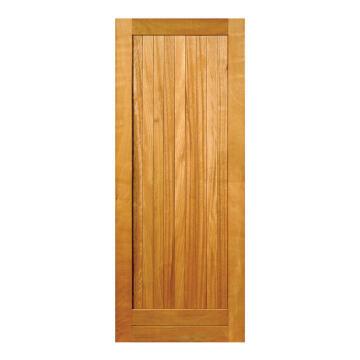 Service door engineered hard wood F&L openbck standard