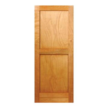Service door engineered hard wood F&L plyback standard