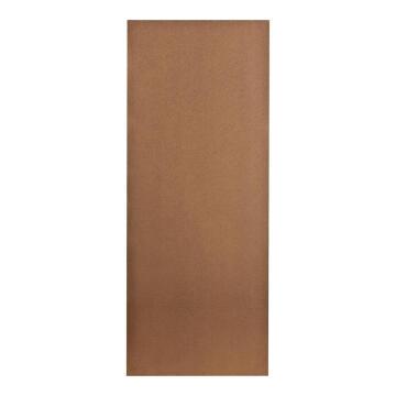 Interior Door Fire Resistant Hard Board Plain Exposed Edges-w813xh2032mm