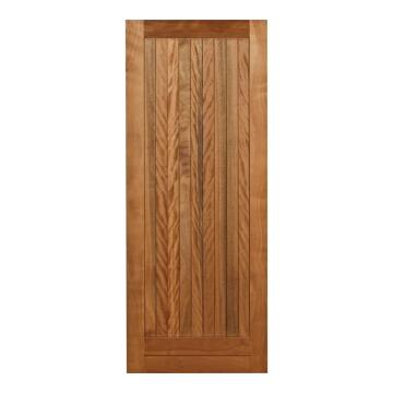 Service door engineered hard wood F&L flushbck standard